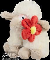 Овца с цвете  3 цвята