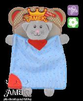 Мека играчка за гушкане и гризкане с коте