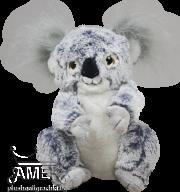 Изправена плюшена коала