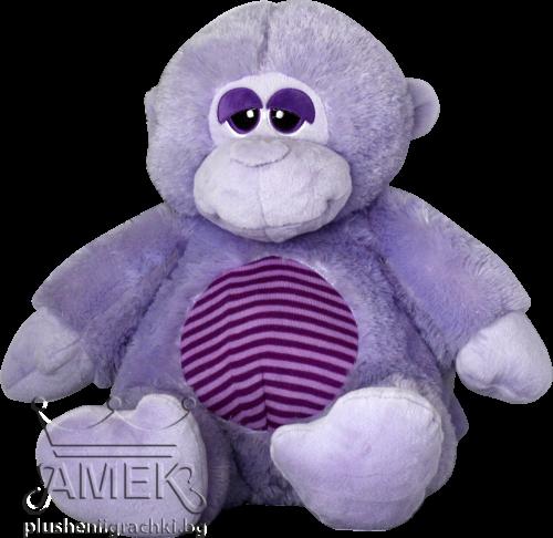 Лилава маймуна - 45 см