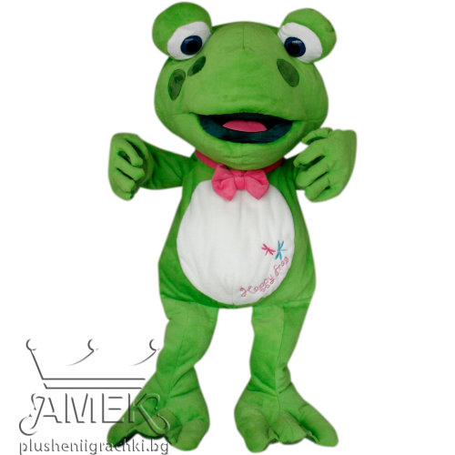 Жаба - марионетка