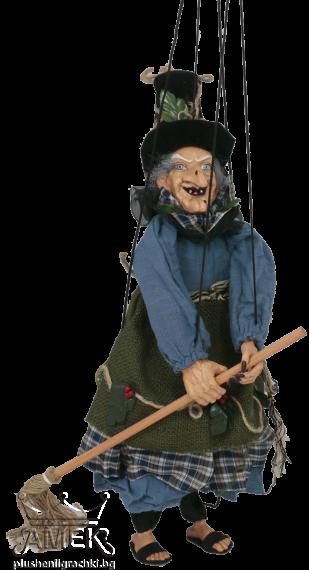 Яга - марионетка