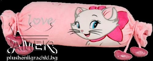 Възглавница бонбон - коте