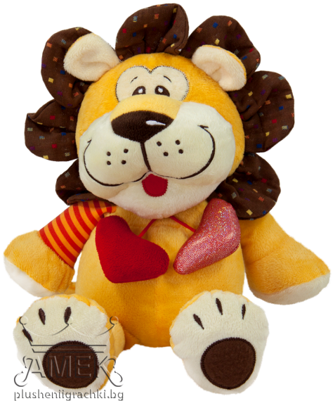 Лъвче с две сърца