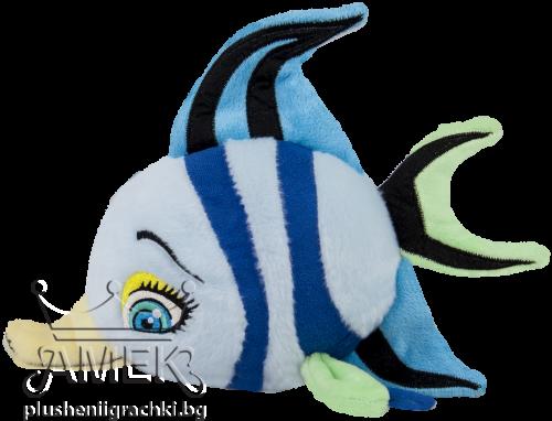 Синя рибка