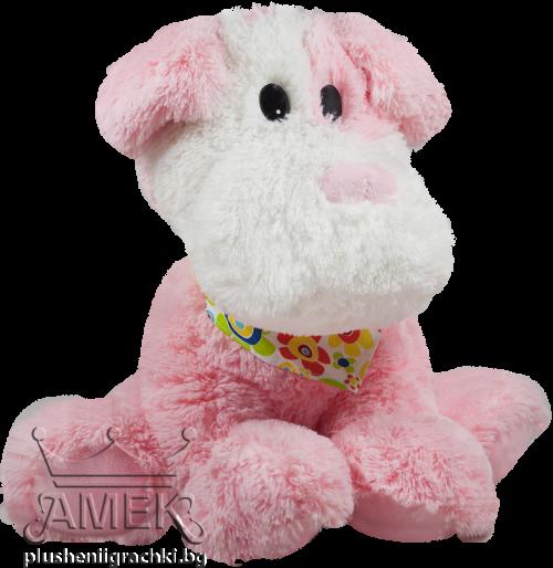 Pink dog| 45 cm