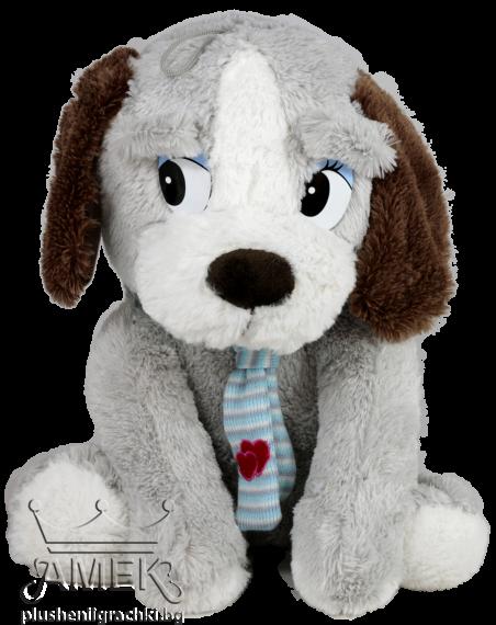 Куче с шал| 2 цвята