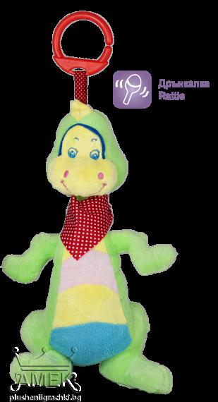 Бебешки динозавър