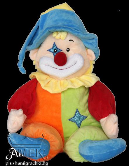 Клоун| 3 цвята