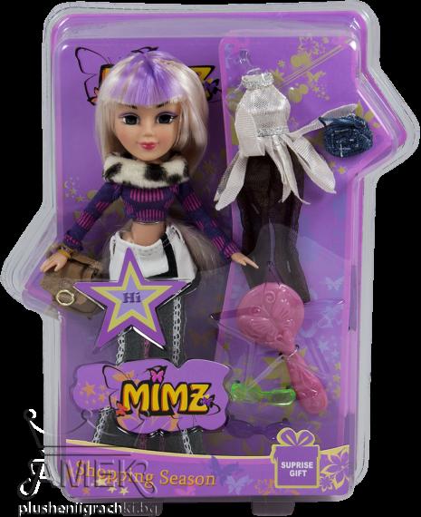 Кукла МИМЗ с аксесоари| 4 вида