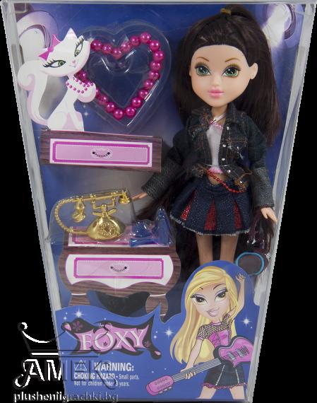 Кукла ФОКСИ с телефон| 4 вида