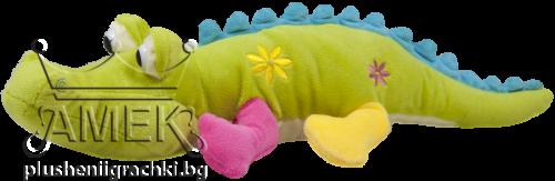 Крокодил| 3 цвята
