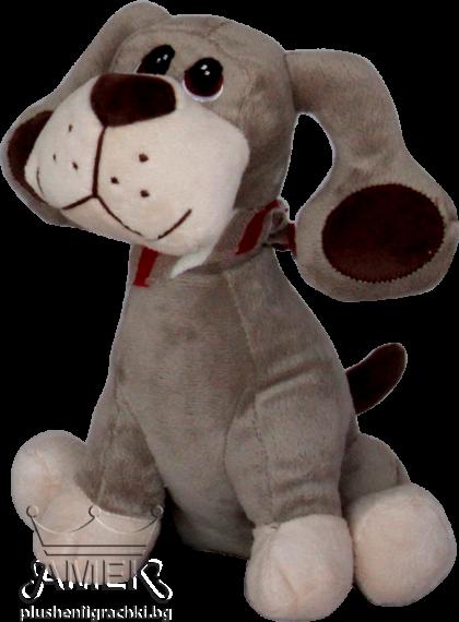 Куче с шал  3 цвята
