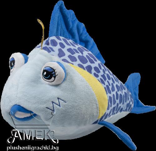 Плюшена риба