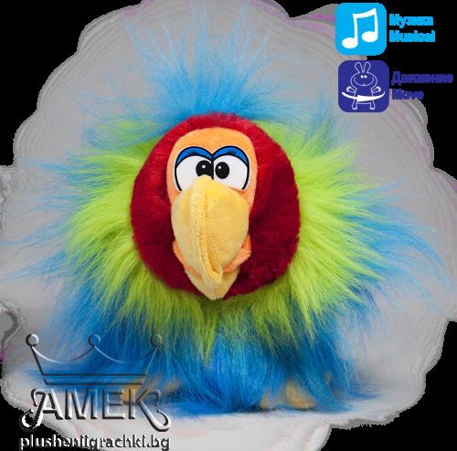 Повтарящи папагали| Кива,Ози и Тиан
