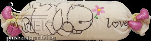 Възглавница бонбон| 4 вида