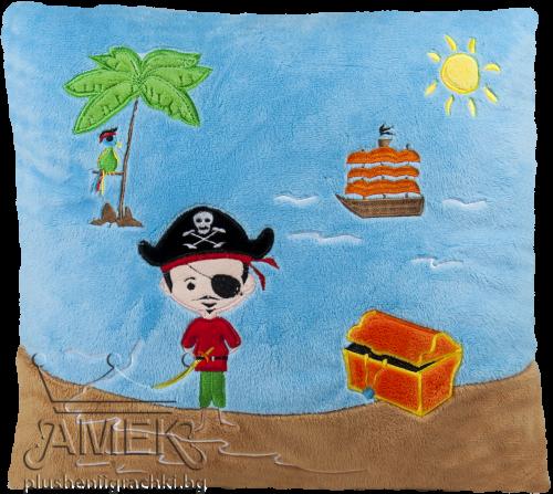 Възглавница с пират| 2 вида