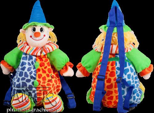 Раница Клоун| 3 цвята