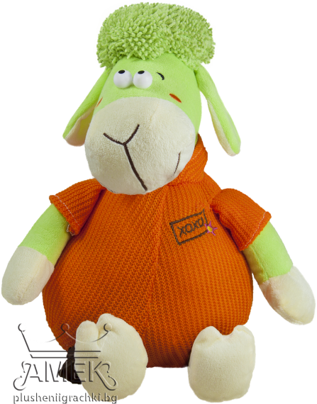 Овца с яке| 3 цвята