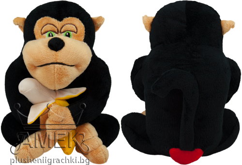 Маймуна с банан