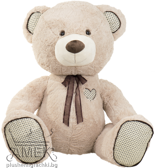 Huge bear with ribbon| 2 colours