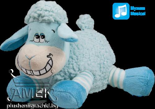 Цветна овчица
