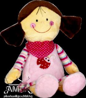 Кукла с дрънкалка