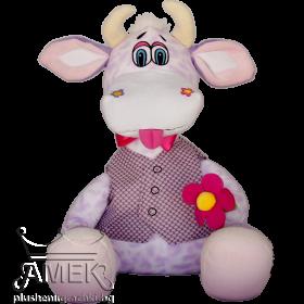 Purple cow - large