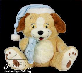 Куче с възглавничка