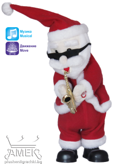 Dancing Santa| interactive toy