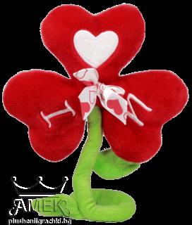 Цвете от сърца