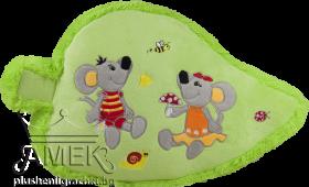 Възглавница - Листо с мишлета