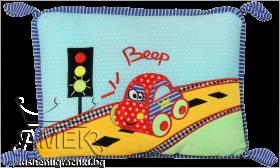 Възглавница с кола