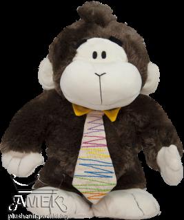 Маймуна с вратовръзка