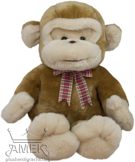 Monkey with bow