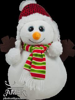 Плюшен снежен човек