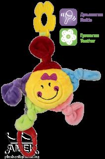 Бебешка дрънкалка| 2 вида