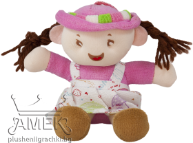 Doll with hat - boy or girl