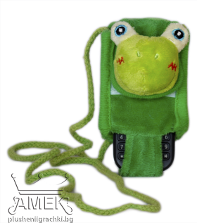 Cell phone case - frog or duck