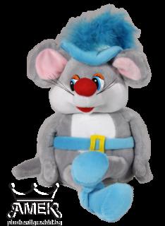 Мишка с чизми и шапка| 3 цвята