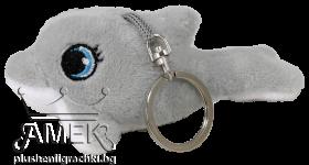 Делфин - ключодържател| 3 цвята