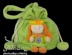 Торбичка с кукла| 4 цвята