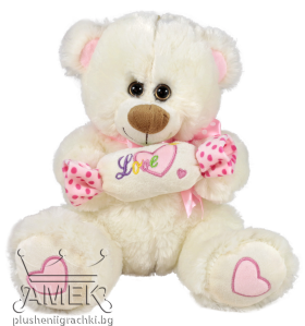 Teddy bear with candy