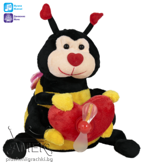 Interactive toy| Bee or Ladybug