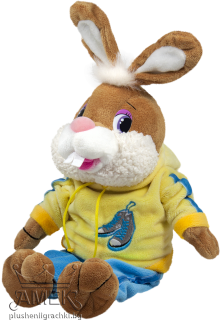 Rabbit with yellow hoody| 2 colours