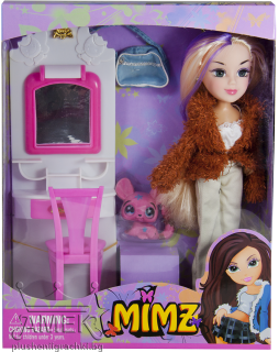 MIMZ doll with dressing table| 4 kinds
