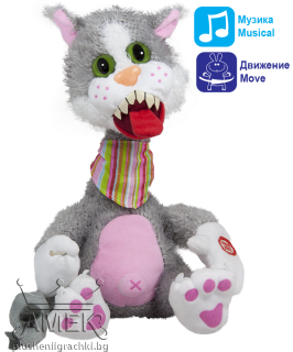 Dancing cat| interactive toy| 2 colours