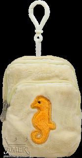 Портмоне - ключодържател с морко животинче| 3 вида