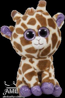 Бебешка дрънкалка жирафче