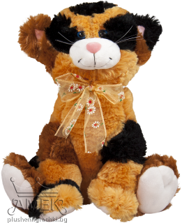 Коте с панделка| 2 цвята
